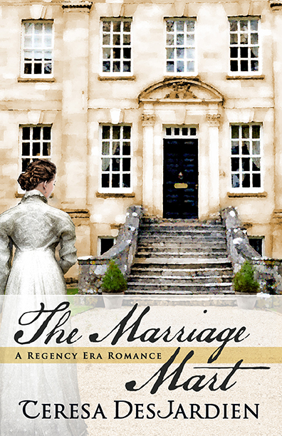 The Marriage Mart cover